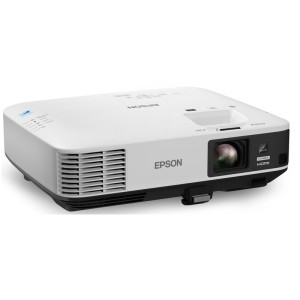 Epson EB-1985WU WUXGA LCD Portable Projector from Ivojo Multimedia Ltd. http://www.ivojo.co.uk/projector-spec.php?pid=Epson_EB-1985WU: 4800 ANSI Lumens, 10000:1 contrast ratio, 4.5kg., 3 year/8000 hours (whichever first) on-site warranty.